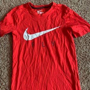 Small Nike tee